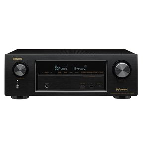 AVR-X1300W 7.2 Channel Full 4K Ultra HD Network A/V Receiver with Wi-Fi and Bluetooth