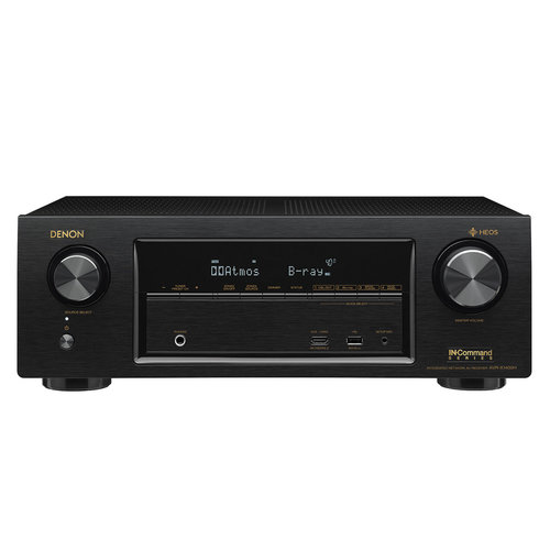 View Larger Image Of AVR X1400H 72 Channel AV Receiver With HEOS And Klipsch R