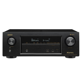 AVR-X1400H 7.2 Channel Full 4K Ultra HD Network AV Receiver with HEOS
