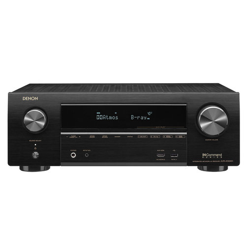 View Larger Image of AVR-X1500H 7.2-Channel 4K Ultra HD AV Receiver with HEOS (Factory Certified Refurbished)