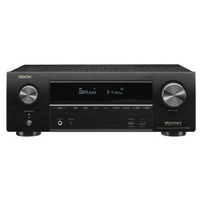 AVR-X1600H 7.2-Channel 4K Ultra HD AV Receiver with 3D Audio and HEOS Built-In