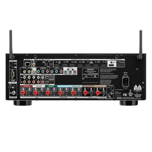 View Larger Image of AVR-X2300W 7.2 Channel Full 4K Ultra HD A/V Receiver with Bluetooth and Wi-Fi