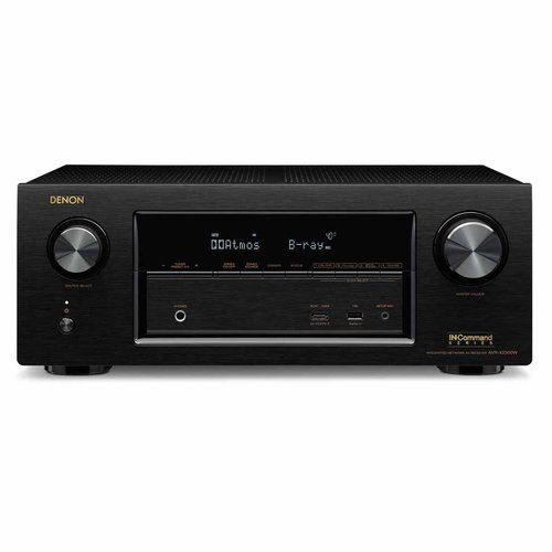 View Larger Image of AVR-X2300W 7.2 Channel Full 4K Ultra HD Bluetooth A/V Receiver and Klipsch 5.1 Speaker Package (Black)