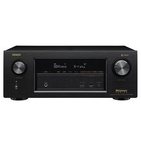 AVR-X2400H 7.2 Channel Full 4K Ultra HD Network AV Receiver with HEOS