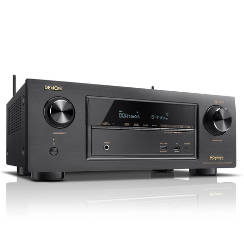 View Larger Image of AVR-X2400H 7.2 Channel Full 4K Ultra HD Network AV Receiver with Klipsch R-41M Reference Bookshelf Speakers (Black)