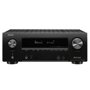 AVR-X2500H 7.2-Channel 4K Ultra HD AV Receiver with HEOS