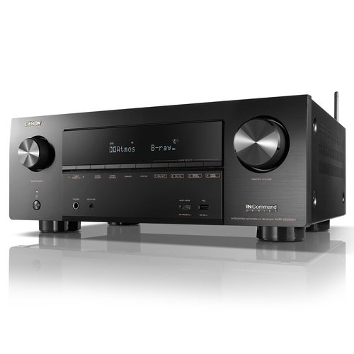 View Larger Image of AVR-X2500H 7.2-Channel 4K Ultra HD AV Receiver with Polk TSi500 Tower Speakers - Pair (Black)