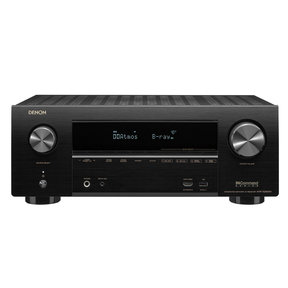 AVR-X2600H 7.2-Channel 4K Ultra HD AV Receiver with 3D Audio and HEOS Built-In