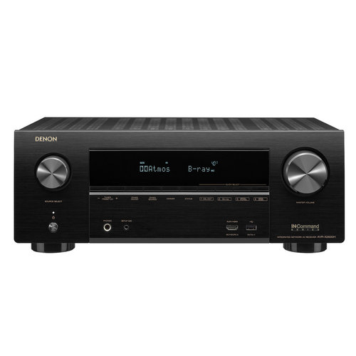 Denon AVR-X2600H 7.2-Channel 4K Ultra HD AV Receiver With
