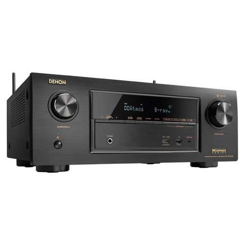 View Larger Image of AVR-X3400H 7.2 Channel Full 4K Ultra HD Network 4K Receiver with HEOS