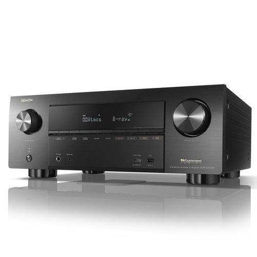 View Larger Image of AVR-X3500H 7.2-Channel 4K Ultra HD AV Receiver with HEOS (Factory Certified Refurbished)
