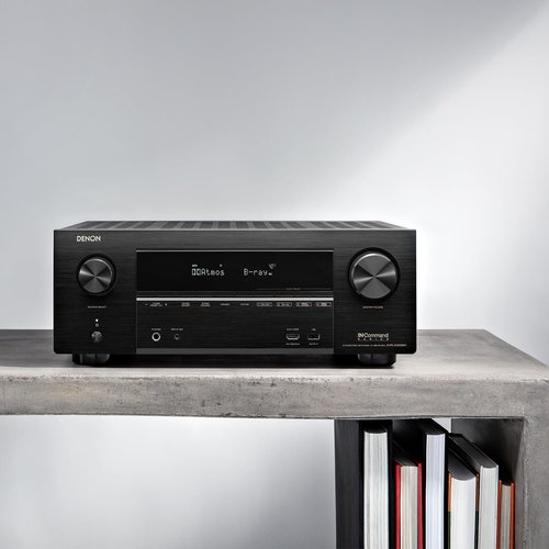 View Larger Image of AVR-X3600H 9.2ch 4K AV Receiver with 3D Audio and HEOS Built-in®