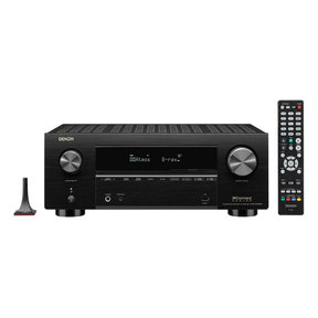 AVR-X3700H 9.2-Channel 4K AV Receiver with 3D Audio and Amazon Alexa Voice Control