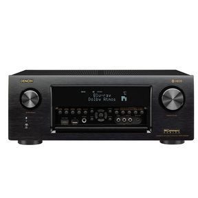 AVR-X4400H 9.2 Channel Full 4K Ultra HD Network AV Receiver with HEOS