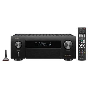 AVR-X4500H 9.2-Channel 4K Ultra HD AV Receiver with HEOS