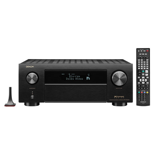 View Larger Image of AVR-X4500H 9.2-Channel 4K Ultra HD AV Receiver with HEOS