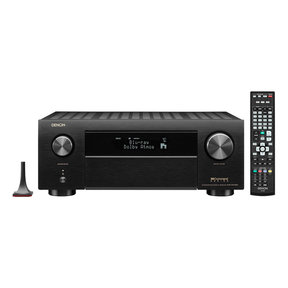 AVR-X4700H 9.2-Channel 4K AV Receiver with 3D Audio and Amazon Alexa Voice Control