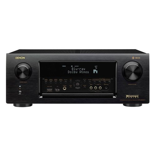 View Larger Image of AVR-X6300H 11.2 Channel Full 4K Ultra HD AV Receiver with Bluetooth and Wi-Fi