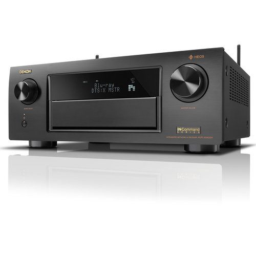 View Larger Image of AVR-X6400H 11.2 Channel Full 4K Ultra HD Network AV Receiver with HEOS