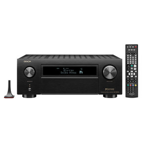 AVR-X6500H 11.2-Channel 4K AV Receiver with 3D Audio and Amazon Alexa Voice Control