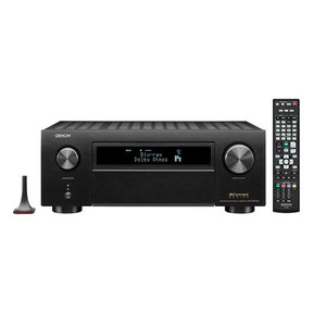 AVR-X6700H 11.2-Channel 4K AV Receiver with 3D Audio and Amazon Alexa Voice Control