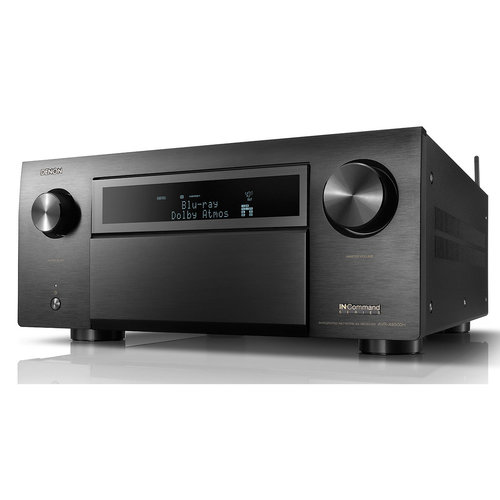 View Larger Image of AVR-X8500H 13.2 Channel Home Theater Receiver