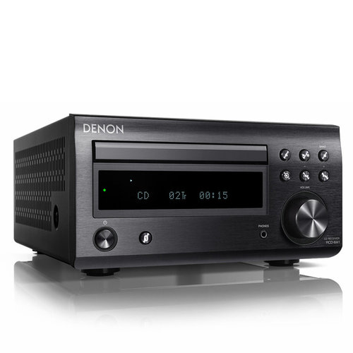 View Larger Image of D-M41 Hi-Fi System with CD, Bluetooth, and AM/FM Tuner
