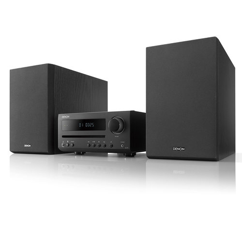 View Larger Image of D-T1 Hi-Fi Mini System with CD and Bluetooth