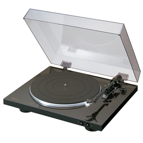 View Larger Image of DP-300F Fully Automatic Analog Turntable