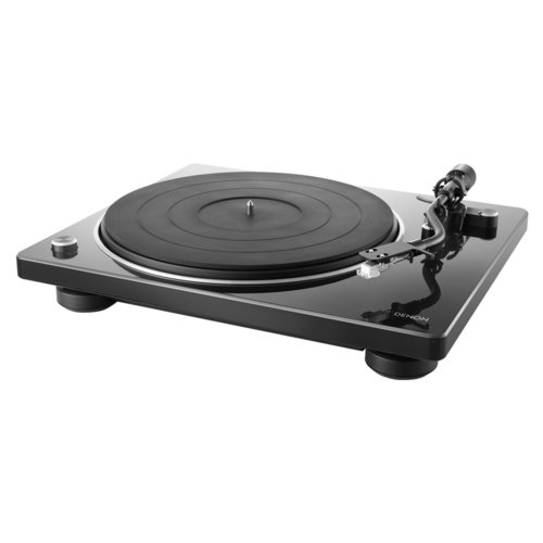 View Larger Image of DP-400 Hi-Fi Turntable with Speed Sensor