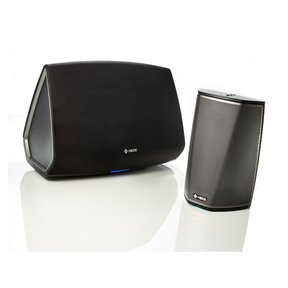 HEOS 1 + 5 Wireless Multiroom Digital Music System - Series 2 (Black)