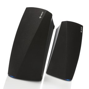 HEOS 3 Dual-Driver Wireless Speaker System - Series 2 Pair (Black)