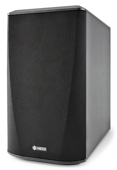View Larger Image of HEOS HomeCinema Wireless Soundbar With Wireless Subwoofer (Black)