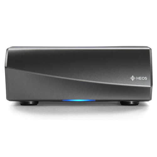View Larger Image of HEOS Wireless Multiroom Stereo Amplifier - Series 2 (Black)