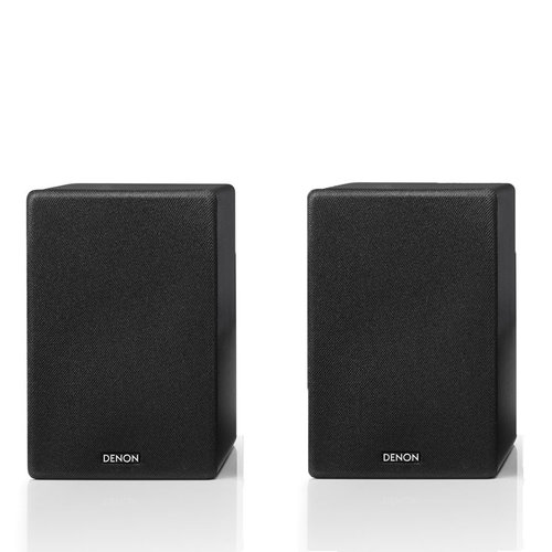 View Larger Image of SC-N10 Bookshelf Speakers - Pair (Black)