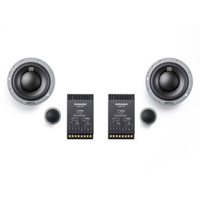 "Esotan 272 6-1/2"" 2-Way Component Speakers"