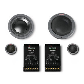 "System 222 5-3/4"" Esotec 2-Way Component Speakers"