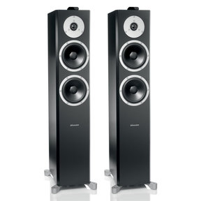 Xeo 6 Wireless Floorstanding Speakers - Pair
