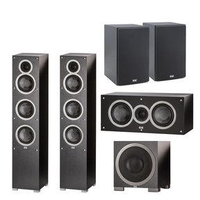 Debut Series 5.1 Channel Home Theater Package