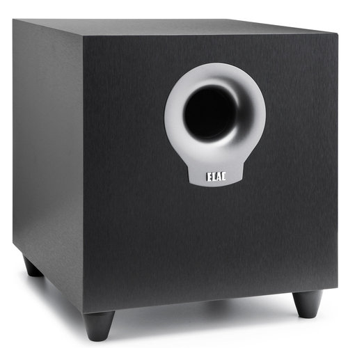 """View Larger Image of S10 10"""" Debut Series 200W Powered Subwoofer (Black Brushed Vinyl)"""