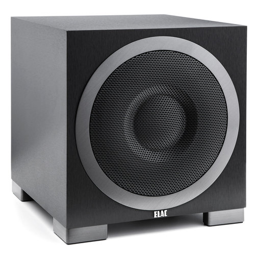 "View Larger Image of S10EQ 10"" Debut Series 400W Powered Subwoofer with Auto Room EQ (Black Brushed Vinyl)"