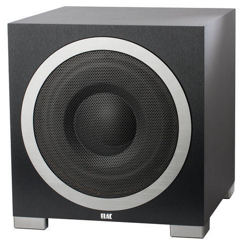 """View Larger Image of S12EQ 12"""" Debut Series 1000W Powered Subwoofer with Auto Room EQ (Black Brushed Vinyl)"""
