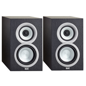 Uni-Fi UB5 Bookshelf Loudspeakers - Pair (Black Brushed Vinyl)