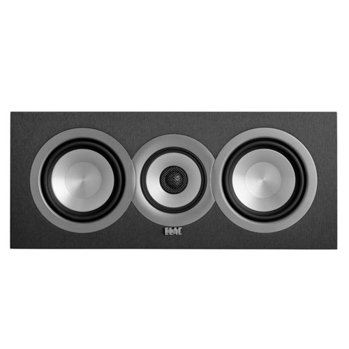 View Larger Image of Uni-Fi UC5 Center-Channel Loudspeaker (Black Brushed Vinyl)