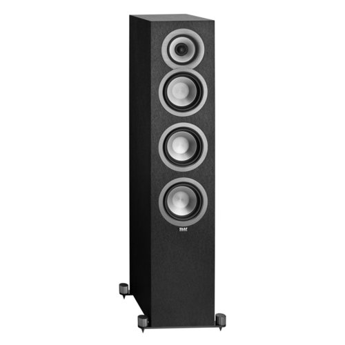 View Larger Image of Uni-Fi UF5 Floorstanding Loudspeakers - Pair (Black Brushed Vinyl)