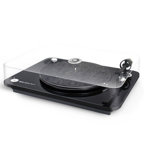 Omega 100 RIAA 3-Speed Turntable with Built-In Preamp, Bluetooth, and USB
