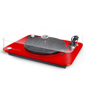 Omega 100 RIAA 3-Speed Turntable with Built-In Preamp