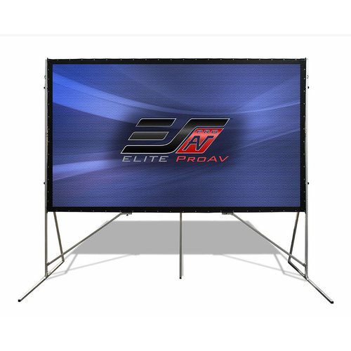 "View Larger Image of OMS120H-PRO 120"" Yard Master Pro Outdoor Projector Screen"