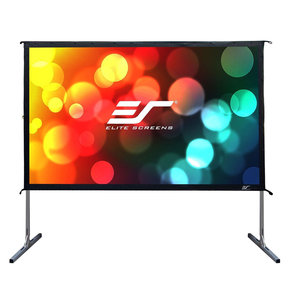 """OMS120H2 Yard Master 2 120"""" CineWhite Outdoor Movie Screen"""