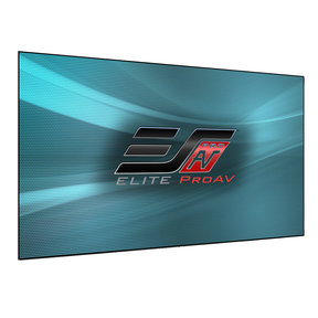 """PFT200HD5 Pro Frame 200"""" Thin Projector Screen with CineGrey 5D Material"""